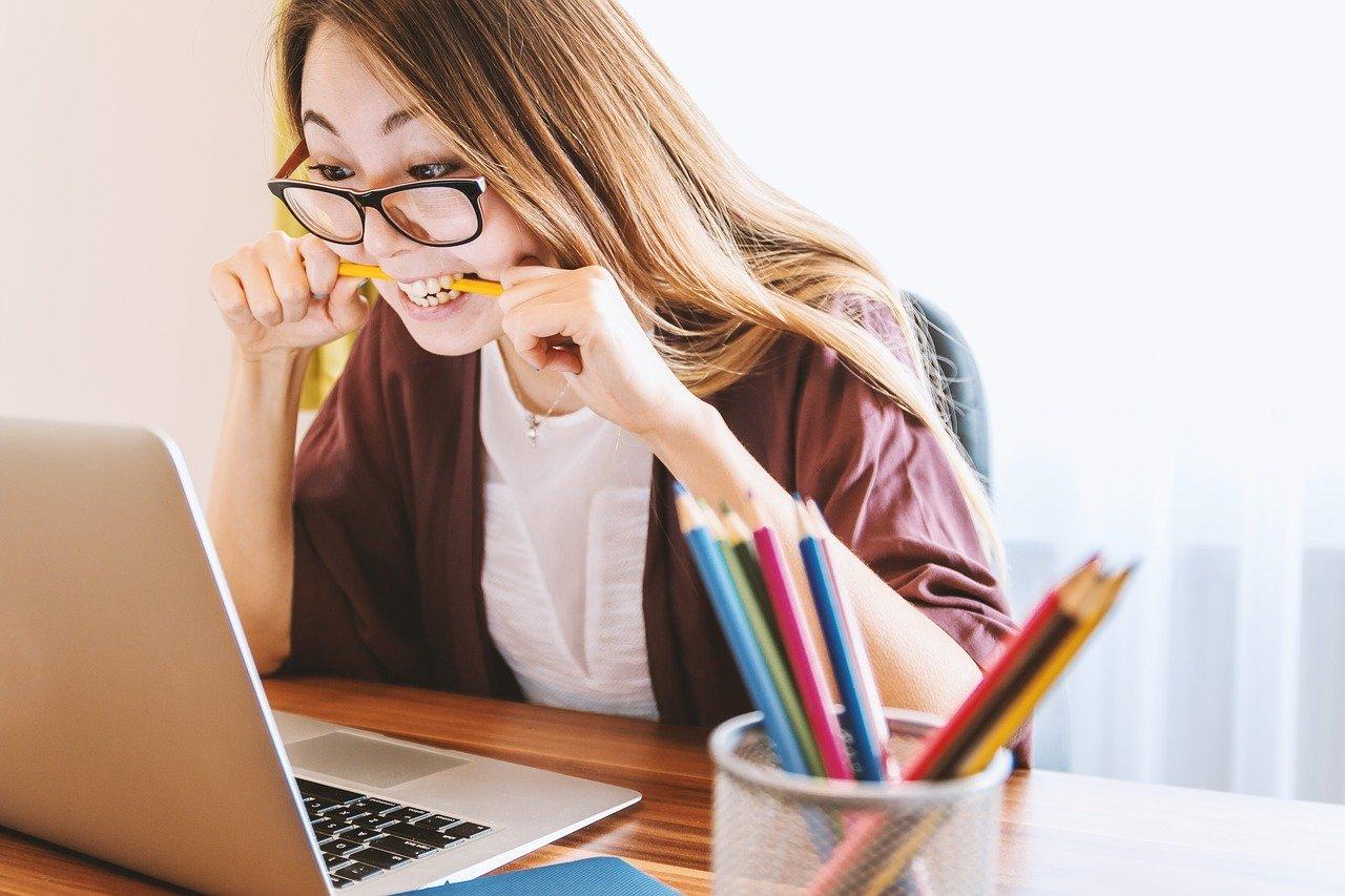 Laptop Woman Education Study Young  - JESHOOTS-com / Pixabay